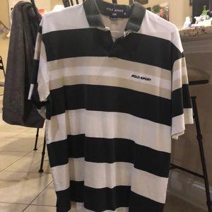 Polo Sport Collared Shirt